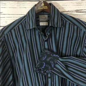 Thomas Dean Men's Shirt